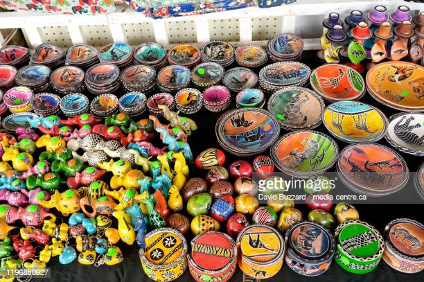 shongweni farmers and craft market is a destination market in the kwazulu- natal midlands.  near durban, south africa. - durban stock pictures, royalty-free photos & images
