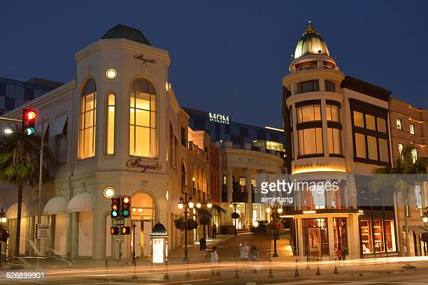 Shooping Center in Beverly Hills of LA