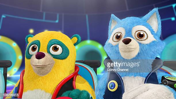 STEPS 'Shoot a Basketball' Disney Junior's new shortform series 'Special Agent Oso Three Healthy Steps' features Oso and friends as they watch a...
