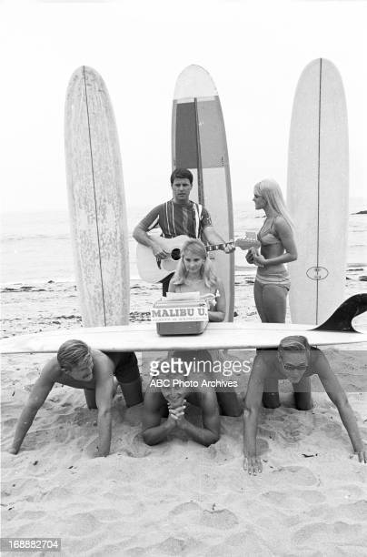 June 16 1967 BACK ROW RICKY NELSONCINDY BUSHKAM NELSON FRONT ROW BUZZ