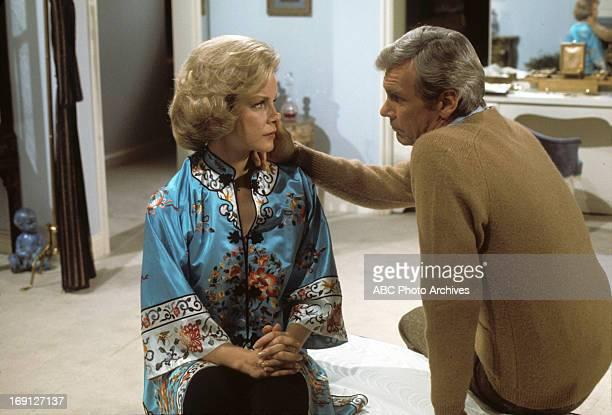Shoot Date: November 9, 1976. LARAINE STEPHENS;PETER HASKELL