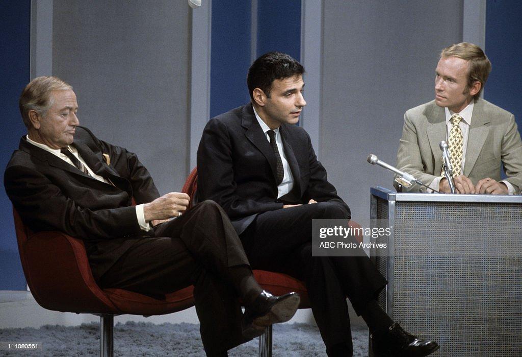 September 9, 1969. CAVETT News Photo - Getty Images