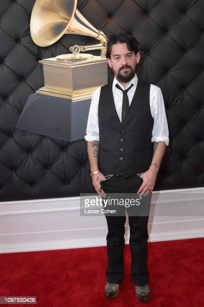 Shooter Jennings attends the 61st Annual GRAMMY Awards at Staples Center on February 10 2019 in Los Angeles California
