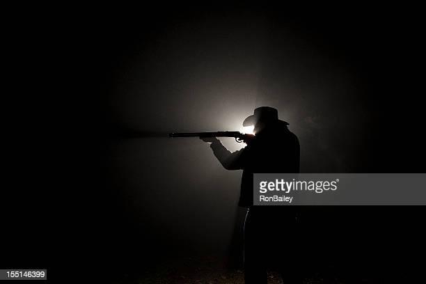 Shooting Cowboy