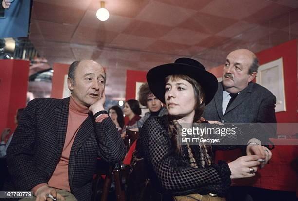 Shooting Of The Film Elle Boit Pas Elle Fume Pas Elle Drague Pas Mais Elle Cause Tournage du film 'Elle boit pas elle fume pas elle drague pas mais...