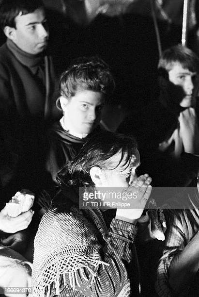 Shooting Of The Film 'Le Grand Meaulnes' By Jean Gabriel Albicocco 15 septembre 1966 l'unique roman de l'écrivain AlainFournier est adaptée au cinéma...