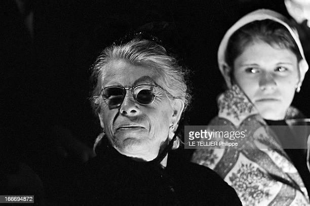Shooting Of The Film 'Le Grand Meaulnes' By Jean Gabriel Albicocco. 15 septembre 1966, l'unique roman de l'écrivain Alain-Fournier est adaptée au...