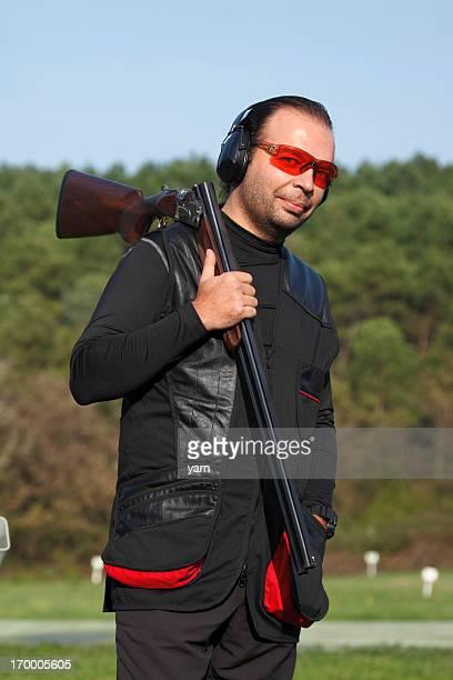 Shooting Skeet