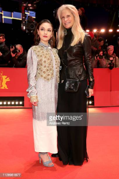 """Shooting Star"""" Emma Drogunova and Martha De Laurentiis arrive for the European Shooting Stars 2019 ceremony and """"Vice"""" premiere during the 69th..."""