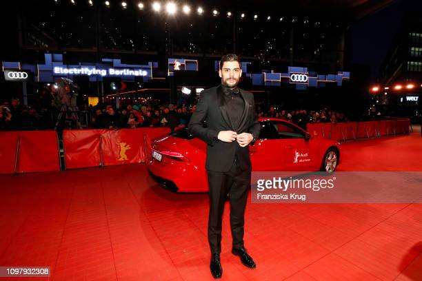 """Shooting Stars' Milan Maric arrives in Audi A7 car for the """"Vice"""" premiere during the 69th Berlinale International Film Festival Berlin at Berlinale..."""