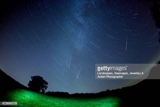Shooting Stars - Perseid Meteors