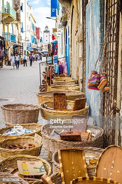 Shop in Essaouira