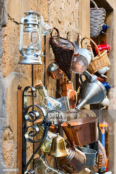Shop in Pienza. Tuscany, Italia.