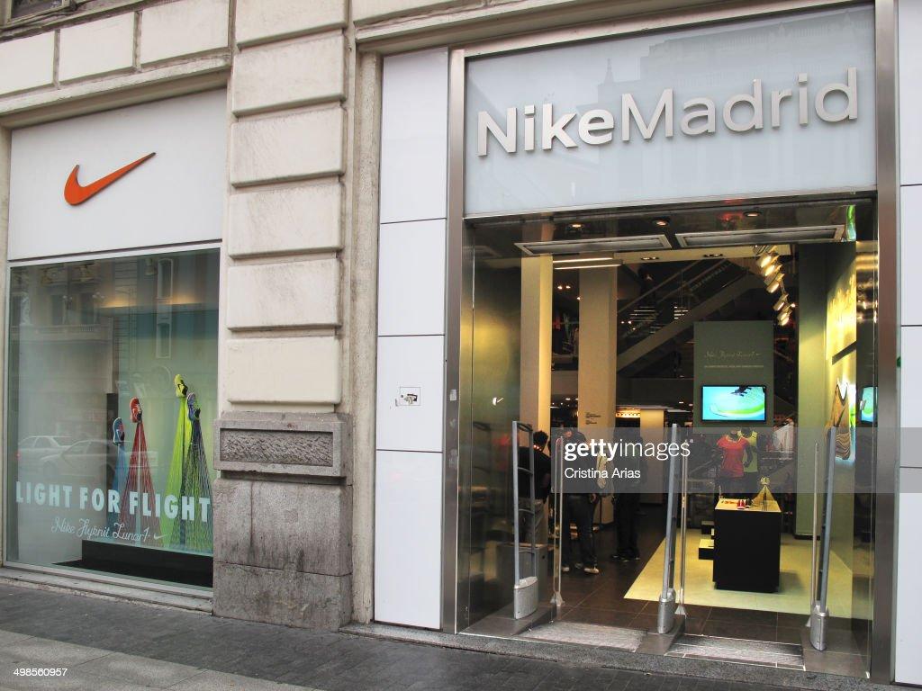 boutique nike madrid