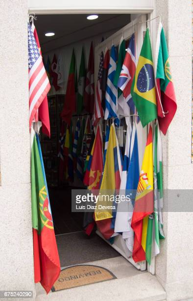 shop of national flags