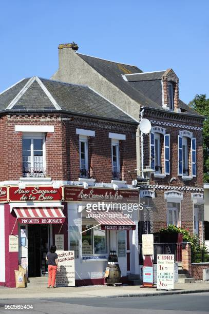shop regional products at Le Crotoy Baie de Somme and Cote d'Opale area Somme department Picardie region France