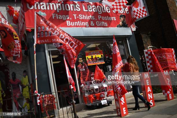 60 Top Preparations Ahead Of Champions League Final Pictures