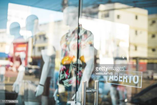 shop window opening - opening event stock pictures, royalty-free photos & images