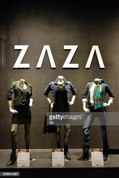 ZAZA shop window
