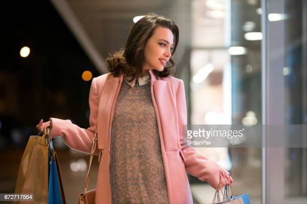 shopaholic - maternity wear stock pictures, royalty-free photos & images