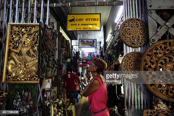 General Images Of Yangon Economy As Imf Says Myanmar Economy To Grow