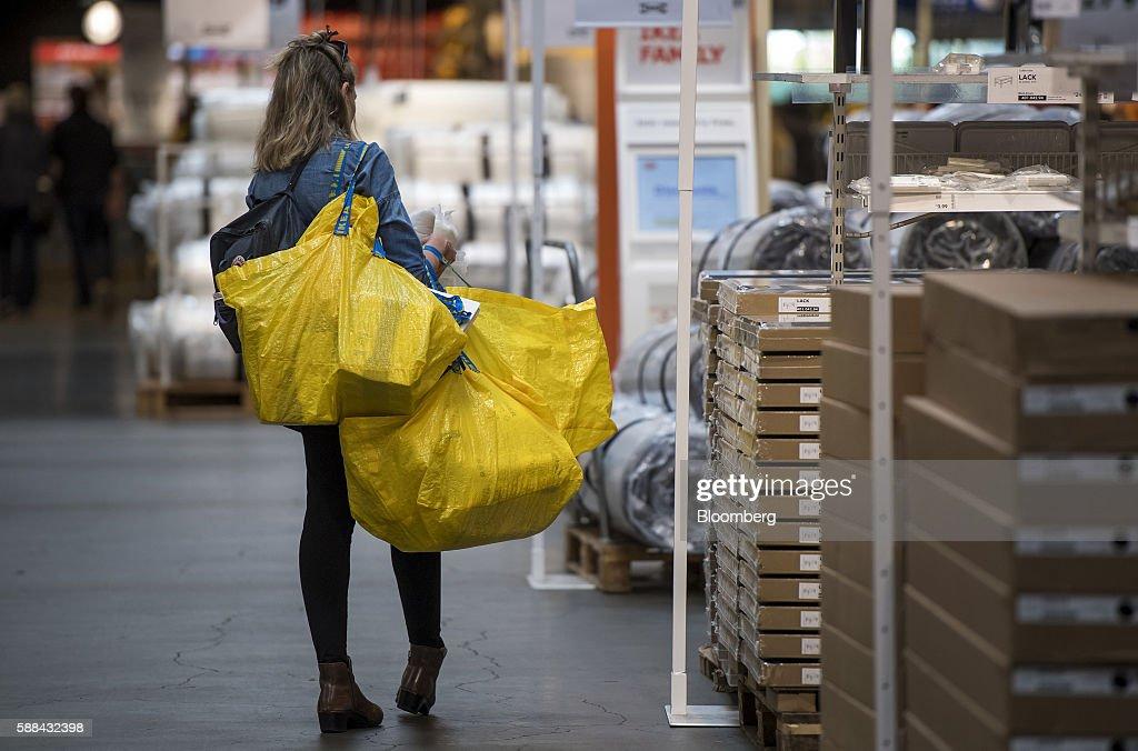 Ikea lack beistelltisch wei holz white 45 x 55 x 55 cm for Emeryville ca ikea