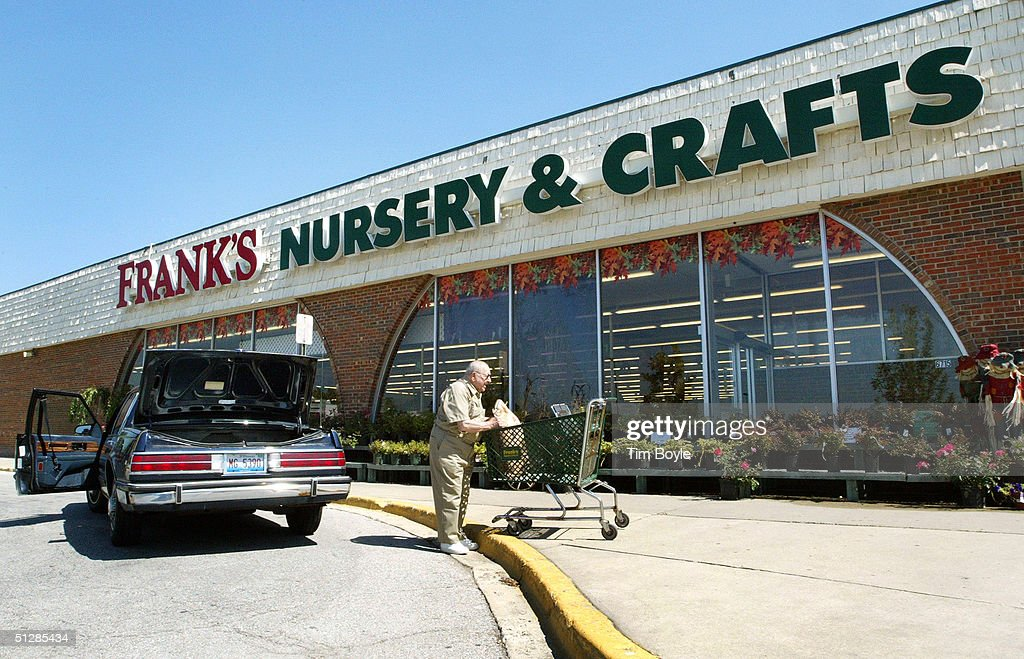 Franks Nursery And Crafts Files For Chapter 11 News Photo