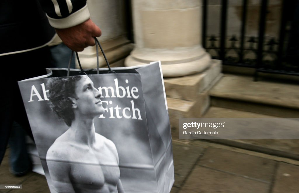 Abercrombie & Fitch - UK Flagship Store Opens : News Photo
