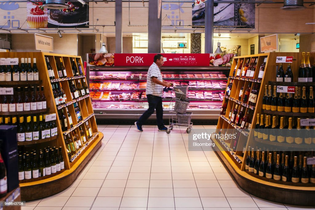 Inside A Pick n Pay Stores Ltd. Supermarket Ahead Of Earnings : News Photo