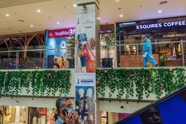PAK: Inside Karachi's Biggest Shopping Mall as Pakistan Surprises with Rate Hike