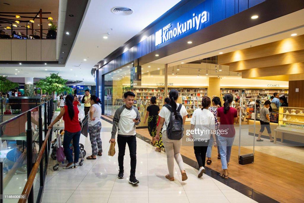 KHM: Retail At Kinokuniya, Japan's largest Bookstore Chain
