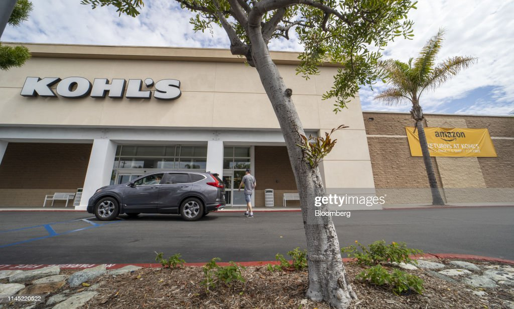 CA: Amazon Bets on Kohl's As Its Own Brick-And-Mortar Efforts Falter