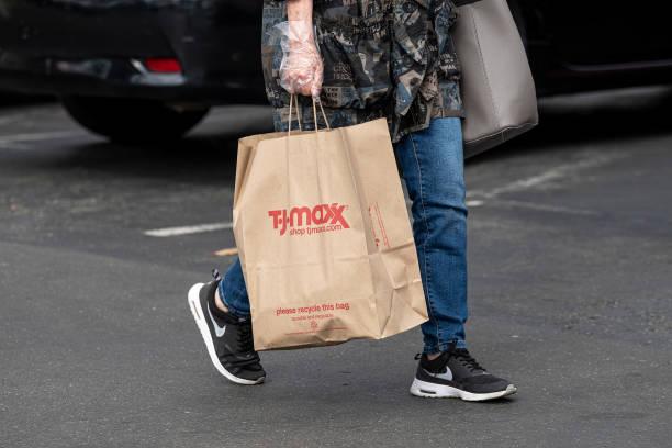 CA: TJX Stores Ahead Of Earnings Figures