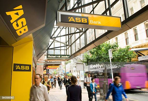 Asb Bank Pictures and Photos - Getty Images
