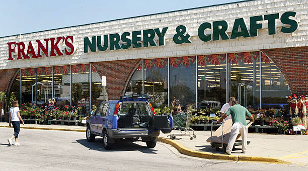 Frank S Nursery Chain To Close