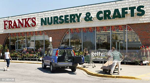 Pers Are Seen Outside A Franks Nursery And Crafts September 10 2004 In Morton Grove