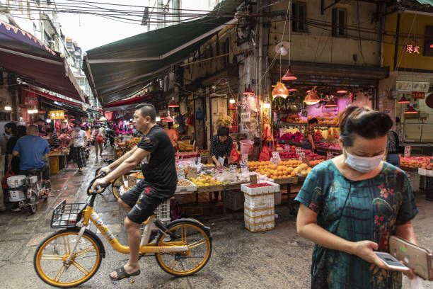 CHN: General Economy in Guangzhou Ahead Of GDP