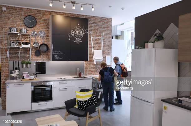 Worlds Best Ikea Kitchen Stock Pictures Photos And Images