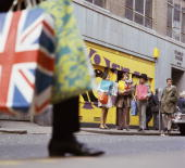 Shoppers on carnaby street in soho west london 24th october 1967 the picture id82217710?s=170x170