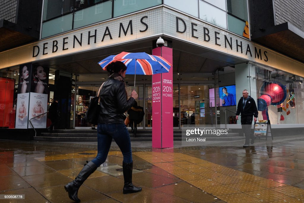 Debenhams Facing Possible Job Cuts