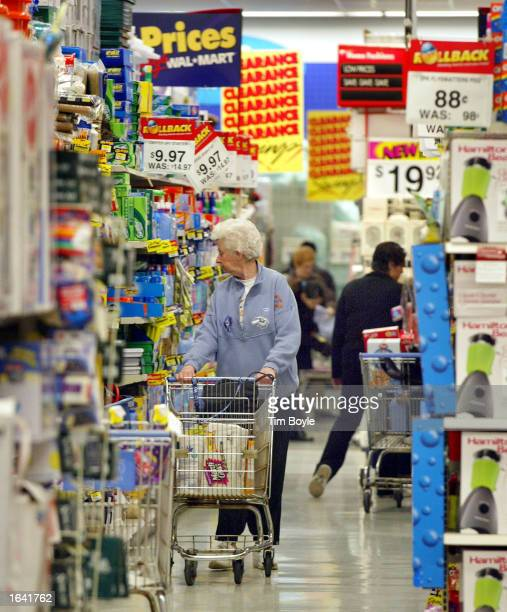 a strength analysis of wal mart stores inc Target corporation (nyse: tgt) is the third largest big box discount store operator in the united states after walmart stores inc and costco wholesaleunlike walmart and costco, target has no significant operations outside the united states.