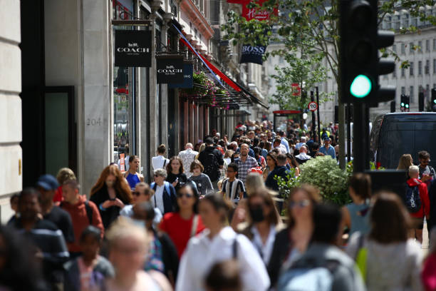 GBR: UK Economy Expected To Grow By 7% As Lockdown Measures Cease