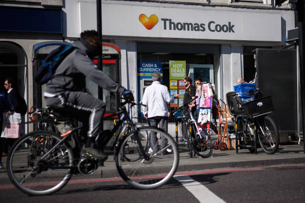 GBR: Thomas Cook Creditors Force It To Secure £200 Million