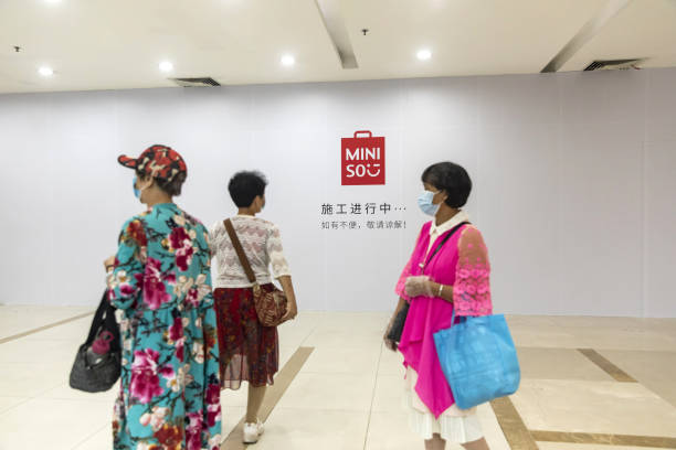 "CHN: Inside A Miniso Store As China's Budget Store King Takes on Toys ""R"" Us"