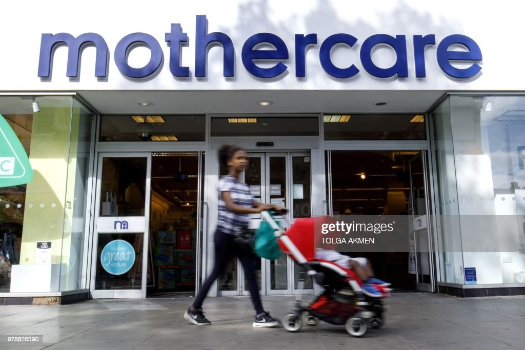 BRITAIN-RETAIL-BUSINESS-EARNINGS : Foto jornalística