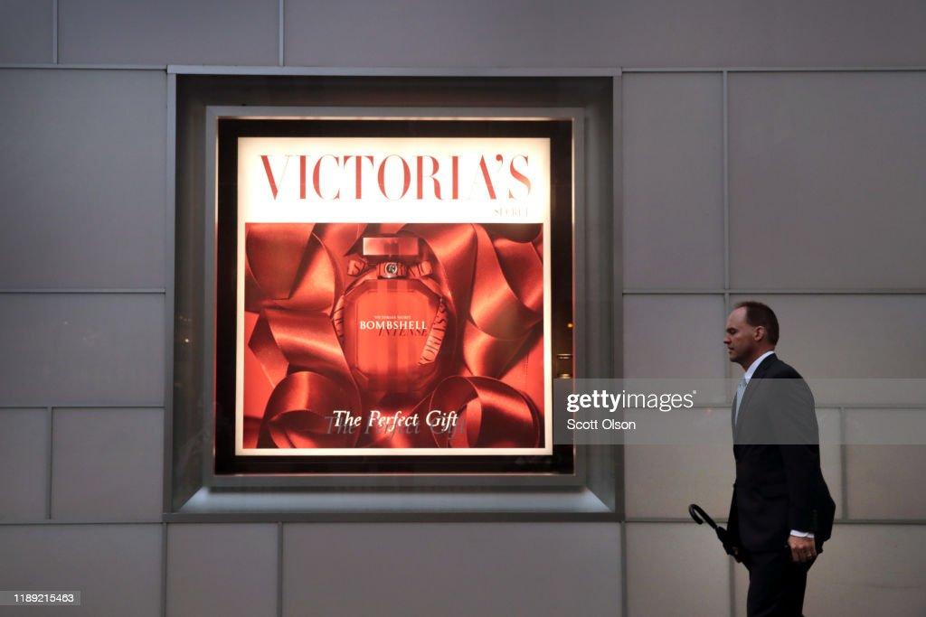 Victoria's Secret  Continues Slide As Third Quarter Sales Decline 7 Percent : Nieuwsfoto's