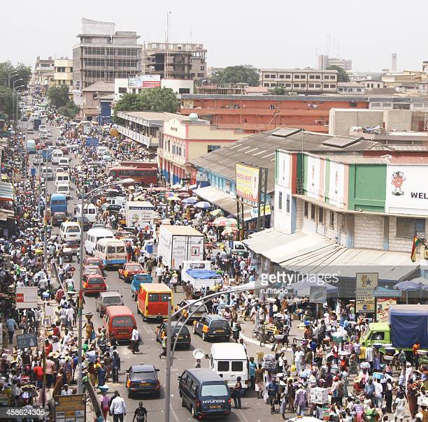 shopping area - ghana stock pictures, royalty-free photos & images