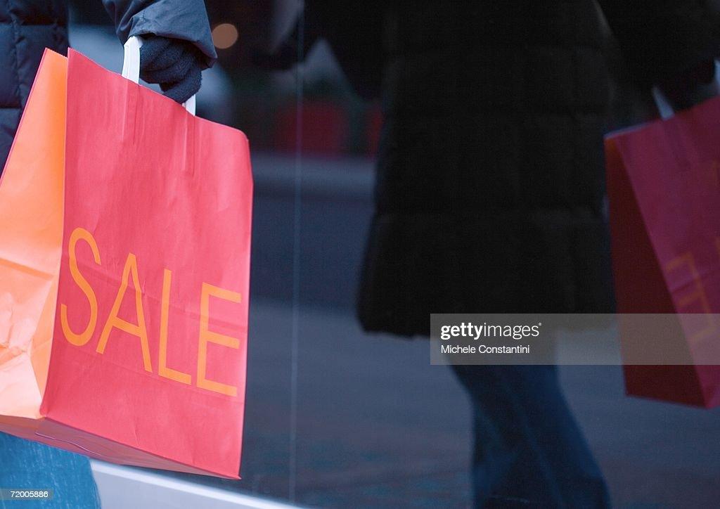 Shopping bag : Stock Photo