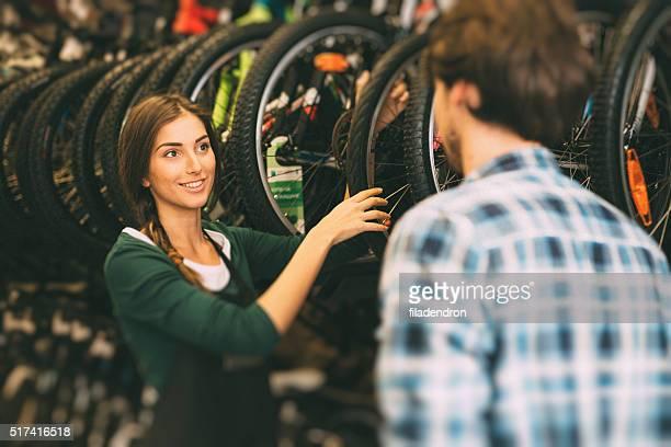 Shopping-Fahrrad