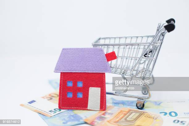 Shopping cart and home